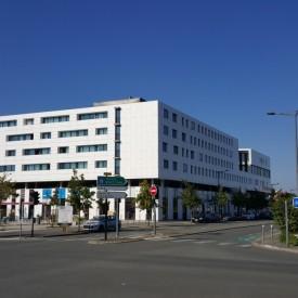 Construction du Centre de Santé Eurasanté à Loos