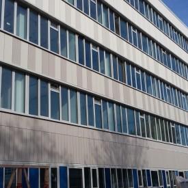 Lycée Juliot Curie à NANTERRE