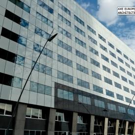 Axe Europe Lille - Construction d
