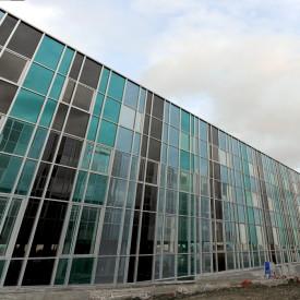 Construction du Centre Européen du Textile Innovant à Tourcoing