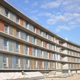 Centre Hospitalier Extension Sud - Restructuration du bâtiment MCO Duchenne à Boulogne sur Mer