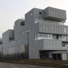 Construction du Centre National de la Fonction Publique Territoriale à Lille