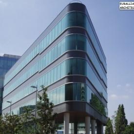 Euralliance Lille - Construction d