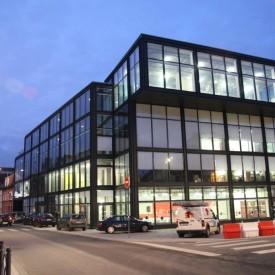 Construction du centre Eurorégional des cultures urbaines et extension de la maison des folies à Lille