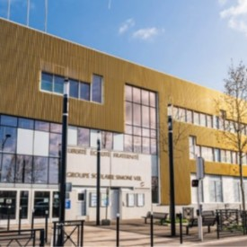 Groupe scolaire et centre de loisirs Simone Weil à Champigny-sur-Marne