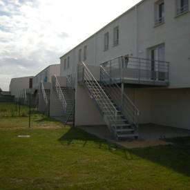 92 logements à Calais