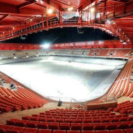 Construction du stade de Valenciennes