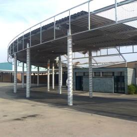 Collège Albert Ball à Annoeulin