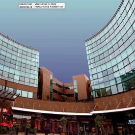 Centre commercial Héron Park à Villeneuve d