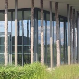 Construction du nouveau Siège Social Paysage & Avenir à Erquinghem Lys