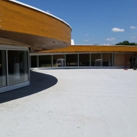 Construction du centre aquatique de Louvroil