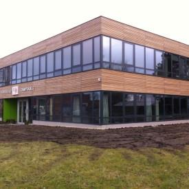 Réhabilitation bâtiment STC à Tourcoing